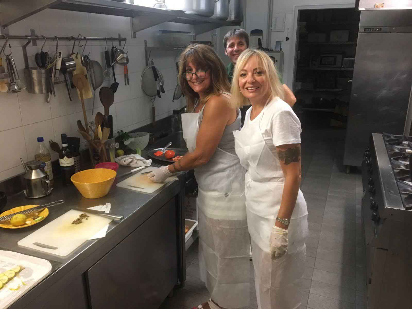 Photography Orvieto cooking course promoted by Locanda Rosati